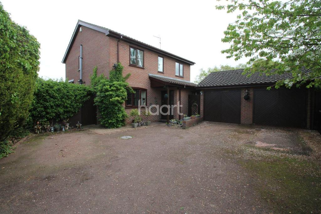 4 Bedrooms Detached House for sale in Riverside Mead, Stanground, Peterborough