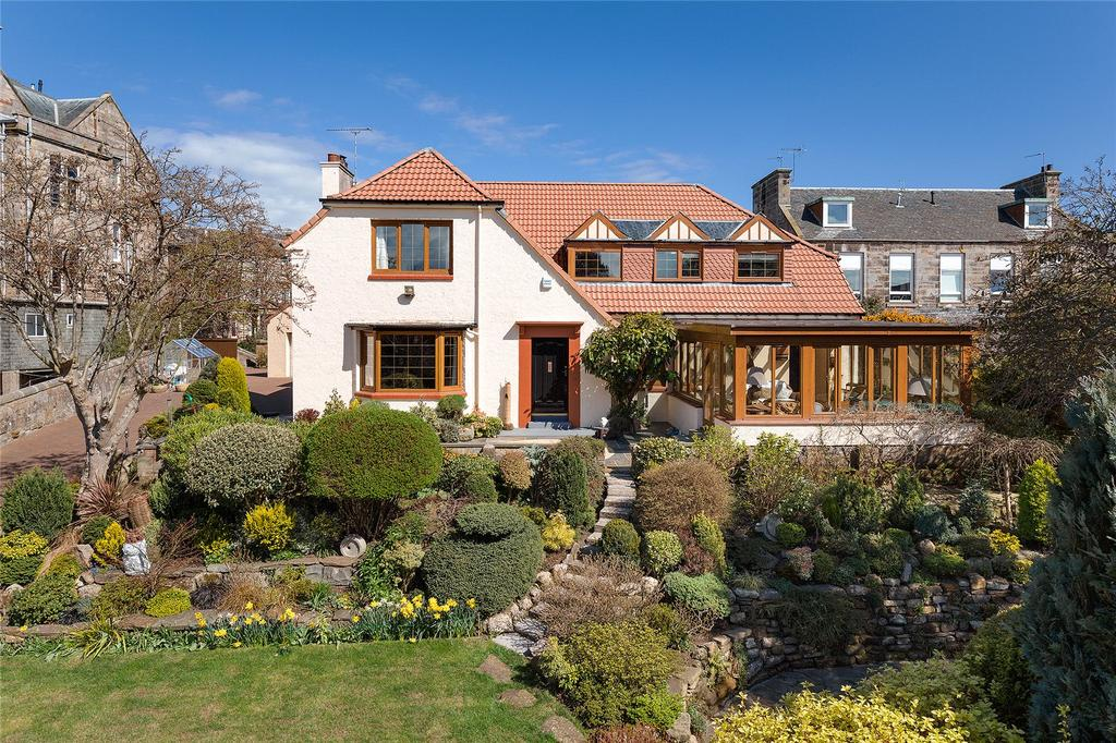 4 Bedrooms Detached House for sale in Windmill Road, St. Andrews, Fife, KY16