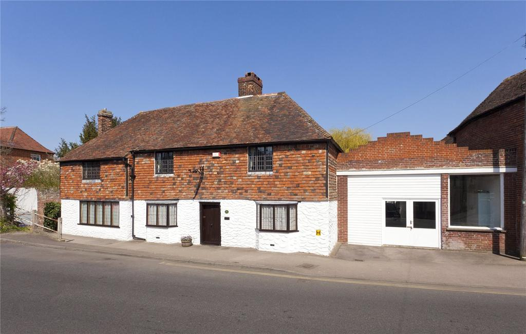 3 Bedrooms House for sale in High Street, Bridge, Canterbury, Kent