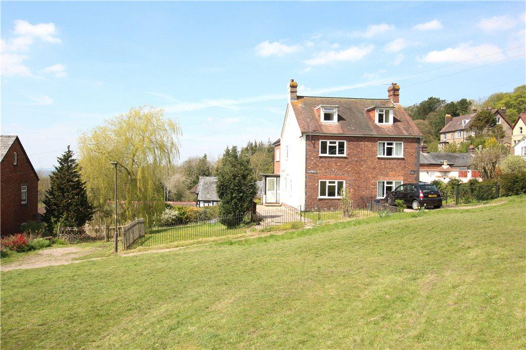 3 Bedrooms Semi Detached House for sale in Jubilee Cottage, Fossil Bank, Upper Colwall, Malvern, WR13