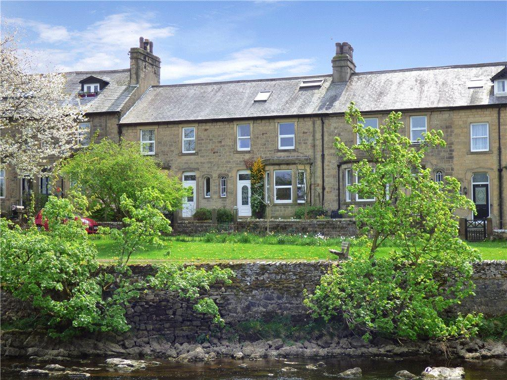 3 Bedrooms Terraced House for sale in Ribble Terrace, Settle, North Yorkshire