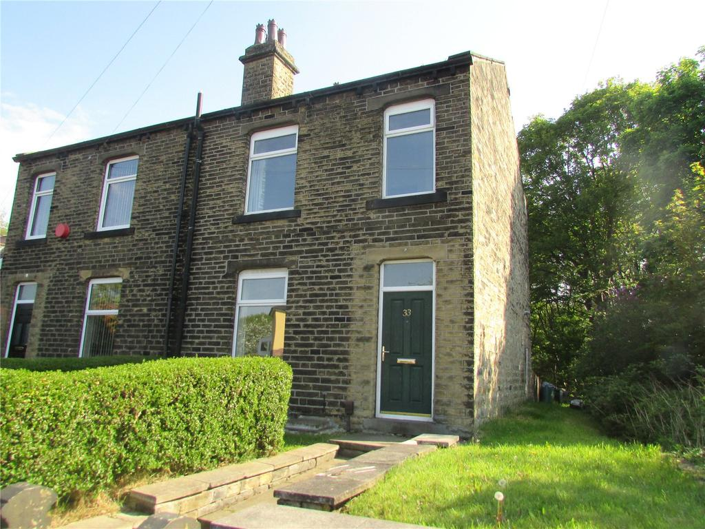 3 Bedrooms Semi Detached House for sale in Bradley Mills Road, Rawthorpe, Huddersfield, HD5