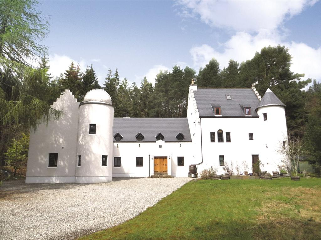 5 Bedrooms Detached House for sale in Kindeace, Invergordon, Ross-Shire