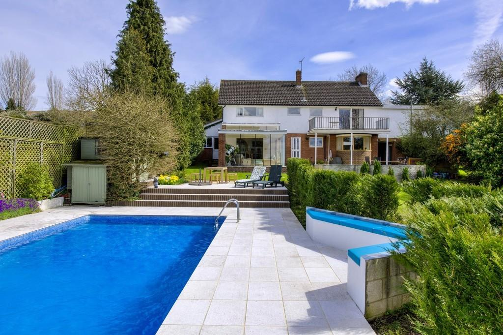 5 Bedrooms Detached House for sale in Heydon Road, Great Chishill
