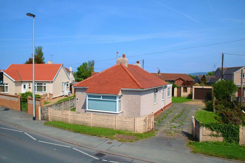 3 Bedrooms Detached Bungalow for sale in St. Asaph Avenue, Kinmel Bay