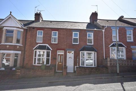 2 bedroom terraced house to rent - Coleridge Road, Exeter