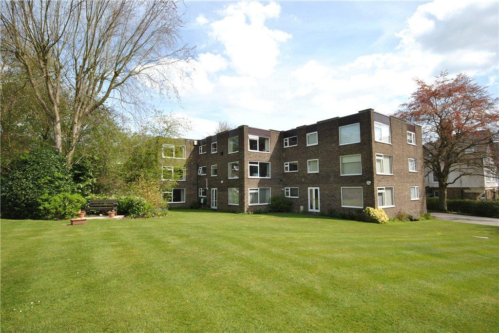 2 Bedrooms Apartment Flat for sale in Wedgewood Court, North Park Avenue, Leeds