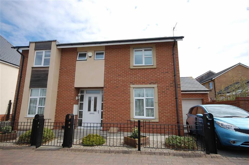 4 Bedrooms Detached House for sale in Lynwood Way, South Shields