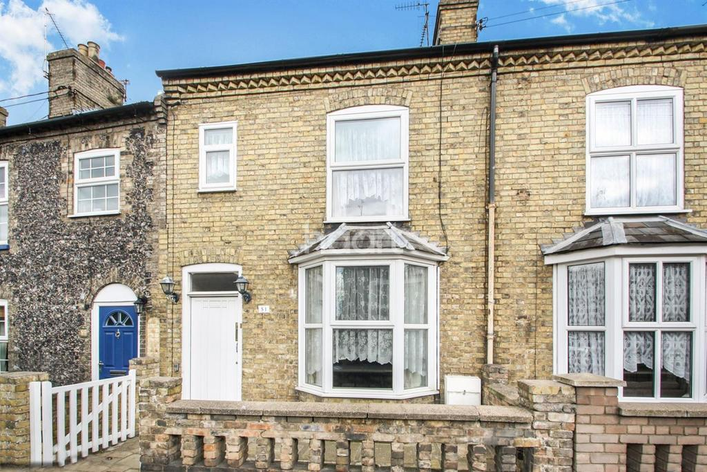 2 Bedrooms Terraced House for sale in Bury Road, Thetford