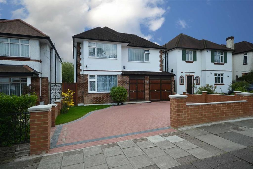 4 Bedrooms Detached House for sale in Greenway, Totteridge, London