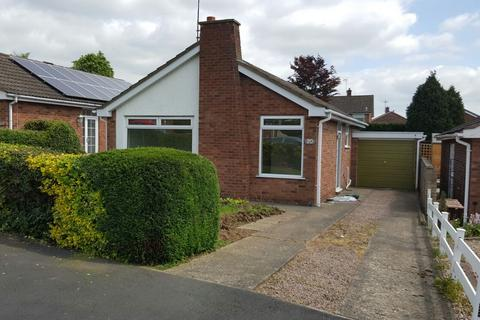 2 bedroom detached bungalow to rent - Gillbank Drive, Ratby, Leicester LE6