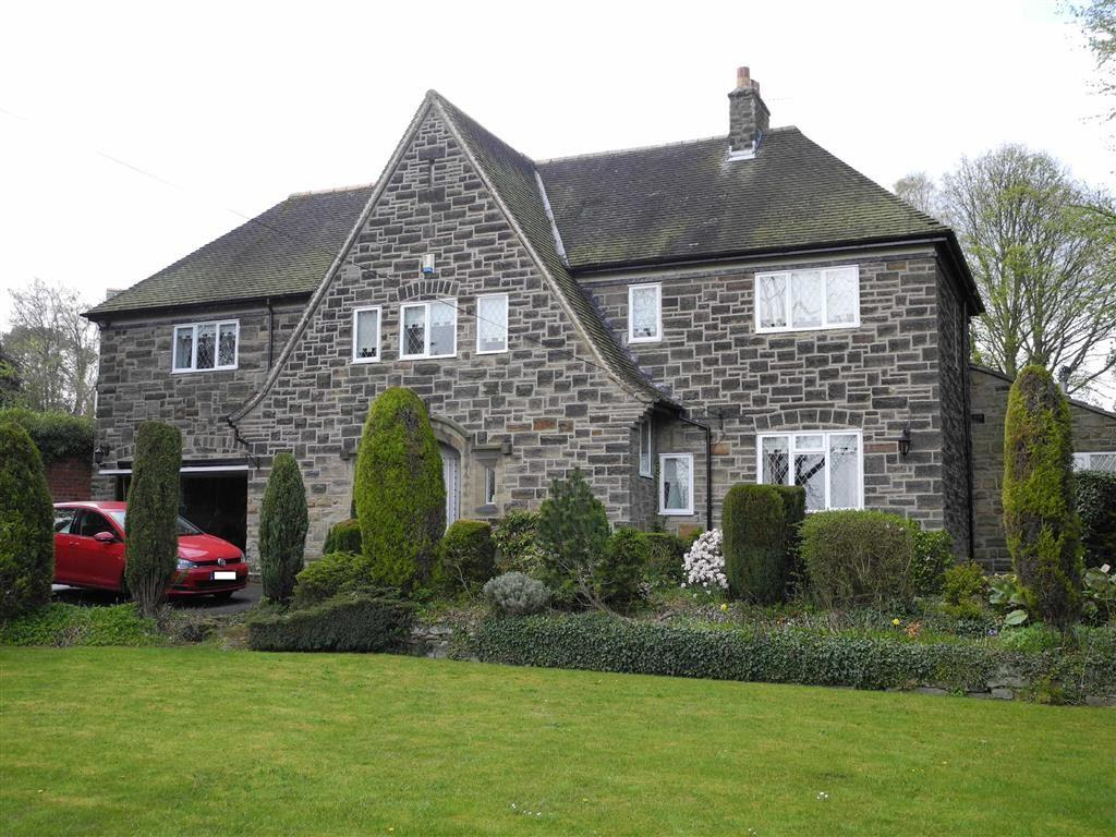 3 Bedrooms Detached House for sale in Silkstone Lane, Cawthorne, Barnsley, S75