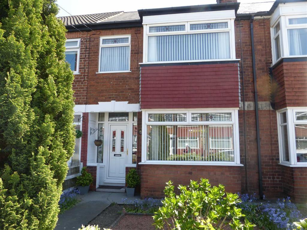 3 Bedrooms Terraced House for sale in Bernadette Avenue, Anlaby Common, Anlaby Common, HU4