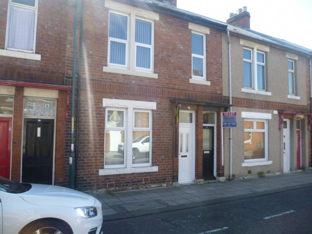 2 Bedrooms Flat for sale in Canterbury Street, South Shields