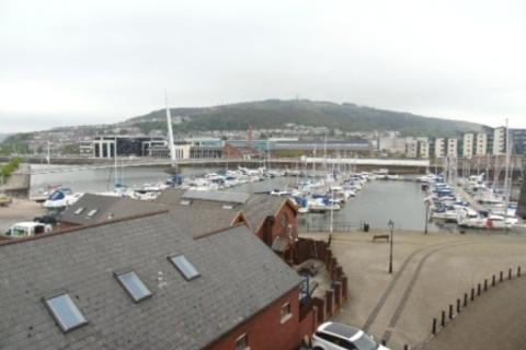 1 bedroom apartment to rent - Pocketts Wharf, Marina, Swansea, SA1 3XL