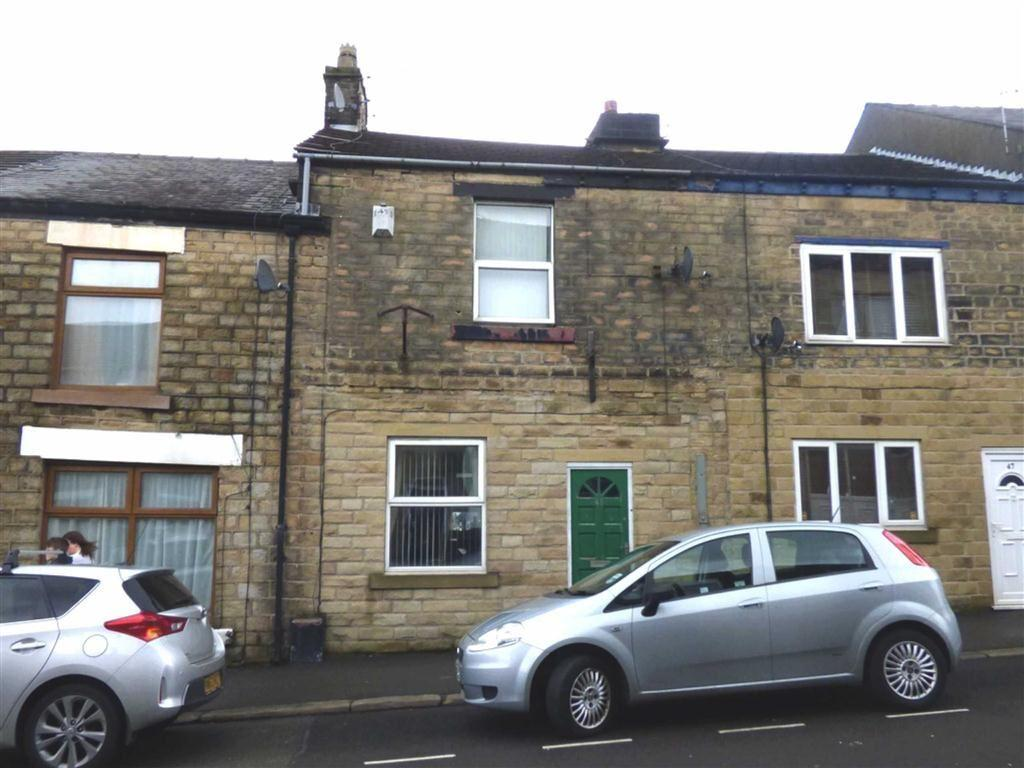 3 Bedrooms Terraced House for sale in Station Road, Hadfield, Glossop, Derbyshire, SK13