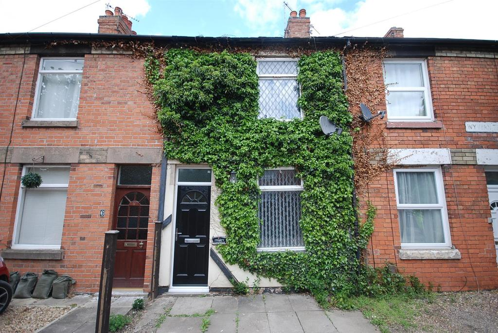 3 Bedrooms Terraced House for sale in Wyvern Terrace, Melton Mowbray