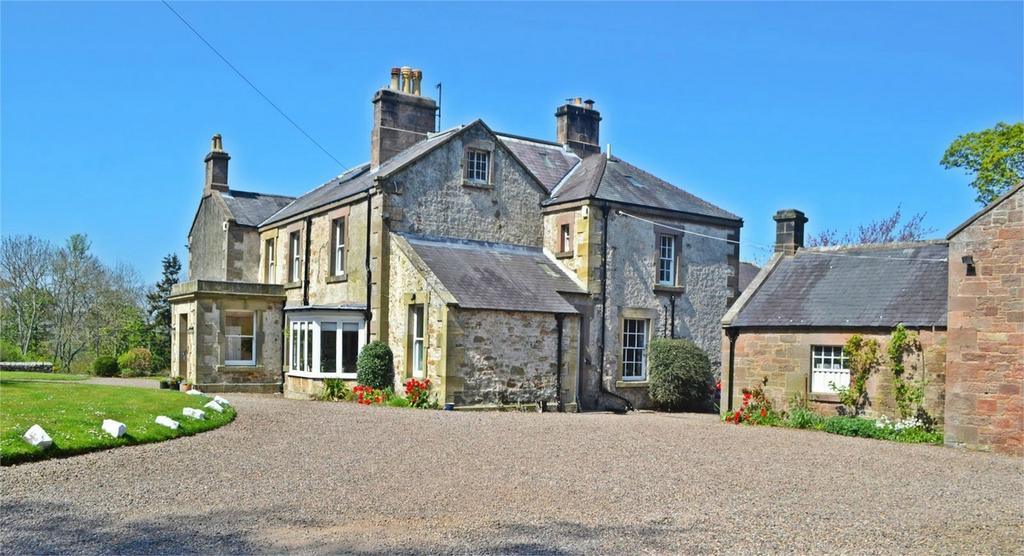 7 Bedrooms Detached House for sale in Preston House, Chathill, Alnwick, Northumberland
