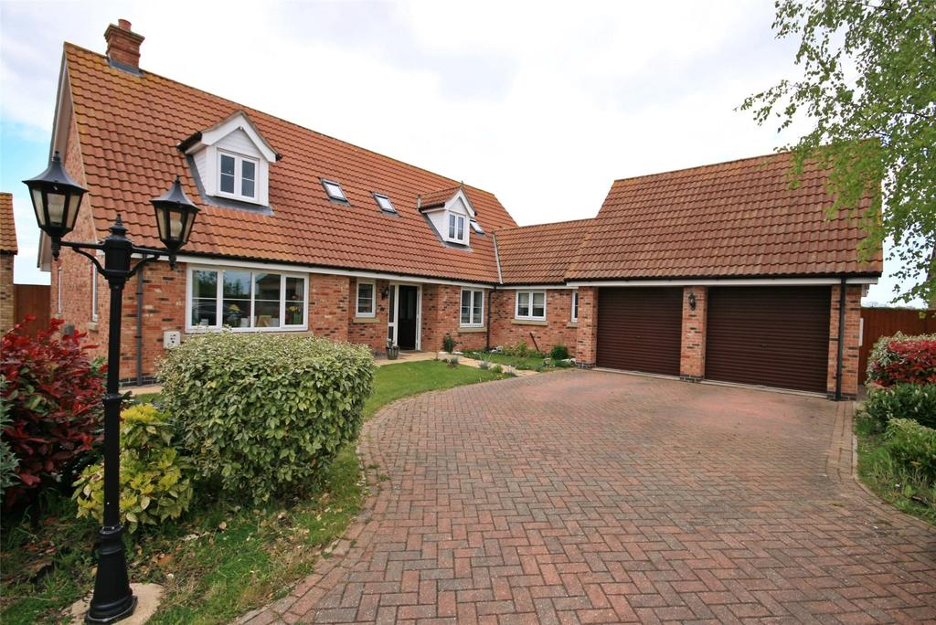 4 Bedrooms Detached House for sale in Priory Court, Fishtoft, PE21