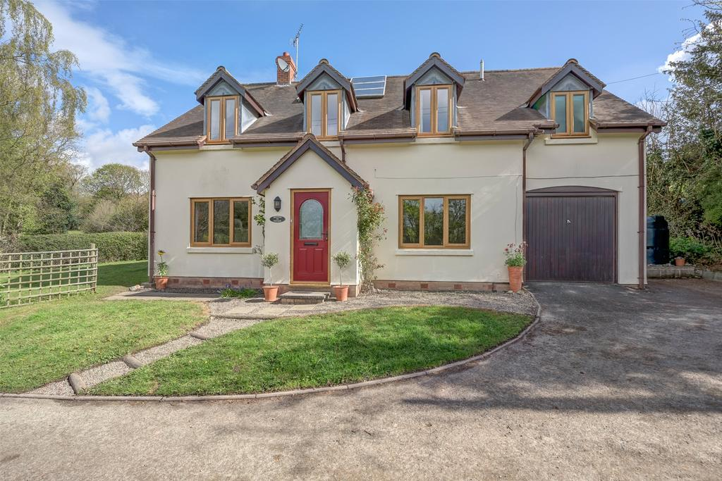 3 Bedrooms Detached House for sale in Aston Munslow, Craven Arms, Shropshire