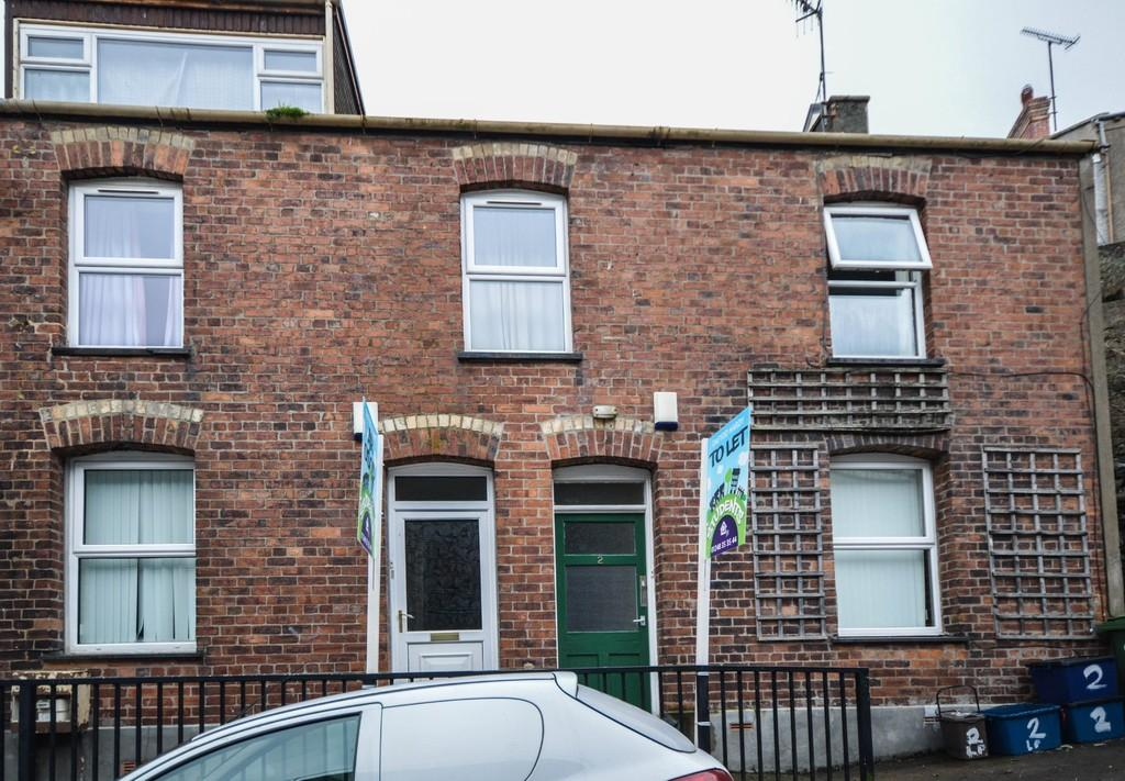 5 Bedrooms Terraced House for sale in 1 Lower Penrallt Road, Bangor, North Wales