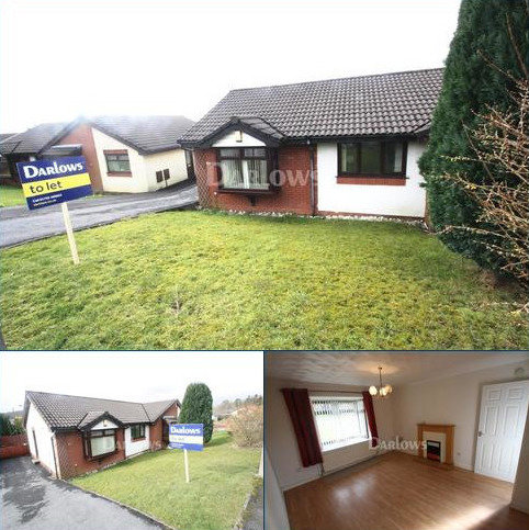 2 bedroom bungalow to rent - Clydach