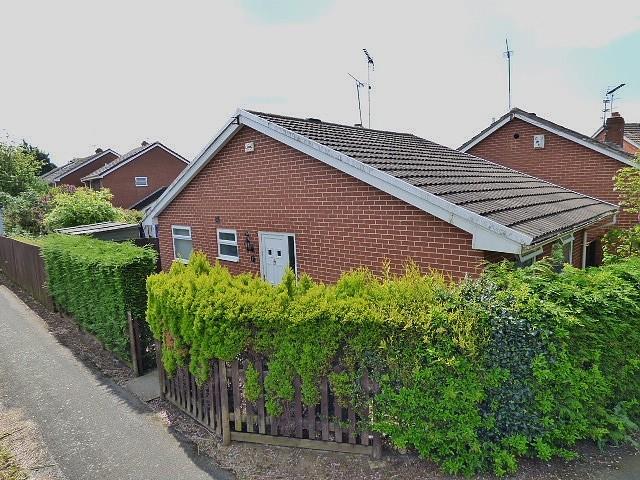 2 Bedrooms Detached Bungalow for sale in Abington Walk, Sutton Park, Runcorn