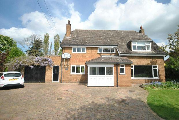 4 Bedrooms Detached House for sale in Chapel Garth, Tetney, GRIMSBY
