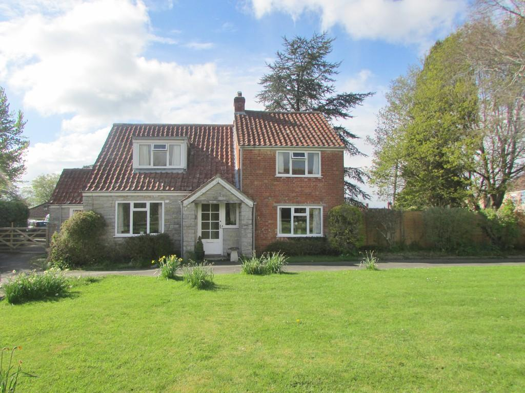 3 Bedrooms Detached House for sale in Newtown Lane, West Pennard
