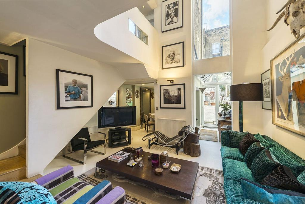 5 Bedrooms House for sale in Langton Street, Chelsea, London