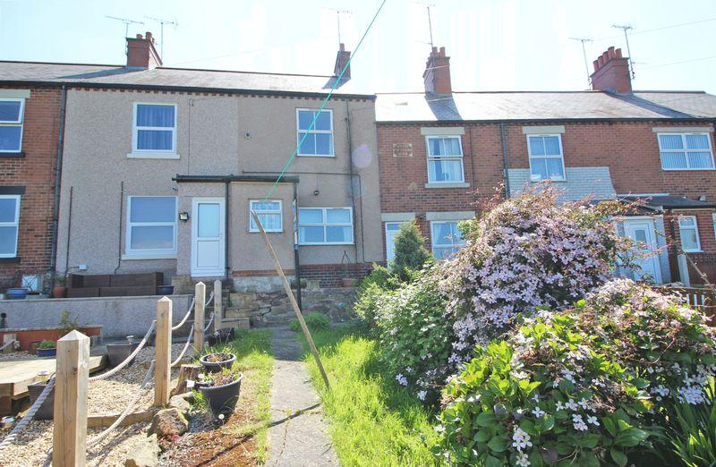 2 Bedrooms Terraced House for sale in Cae Glo, Wrexham