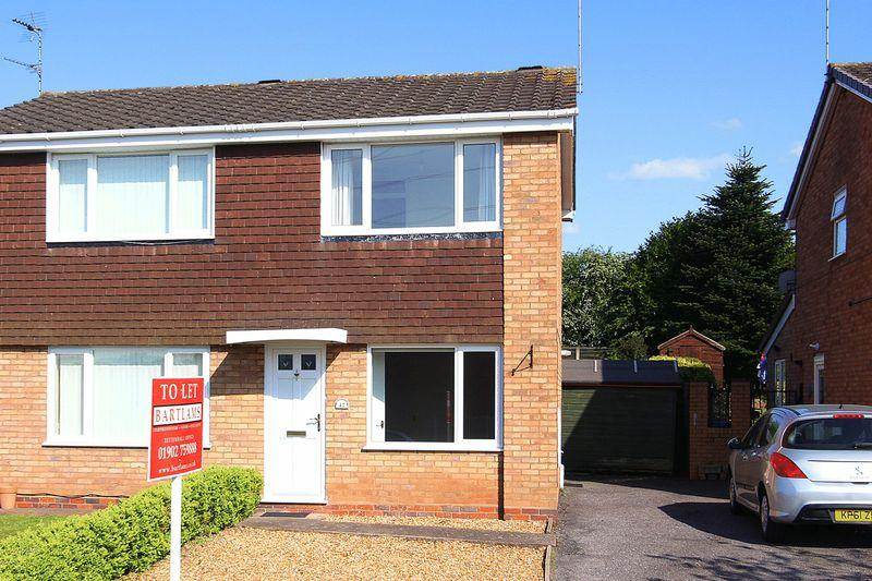 2 Bedrooms Semi Detached House for rent in WOMBOURNE, Millfields Way