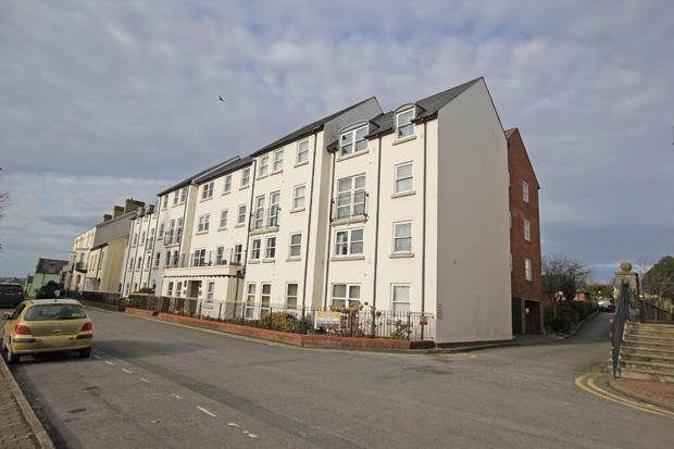 1 Bedroom Apartment Flat for sale in Nos 1-5 Ty Rhys, The Parade, Carmarthen, Carmarthenshire