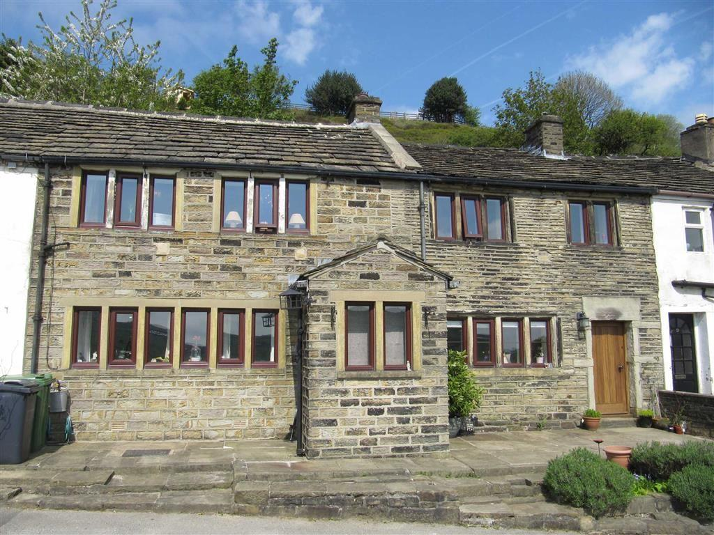 4 Bedrooms Cottage House for sale in Boothbank, Slaithwaite, Huddersfield, HD7