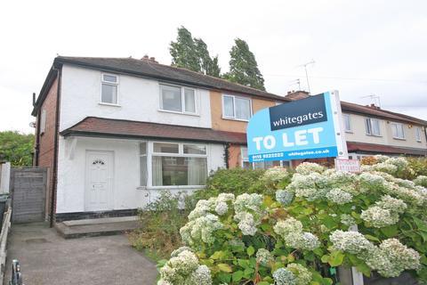 3 bedroom semi-detached house to rent - Salisbury Street, Beeston, Nottingham, NG9
