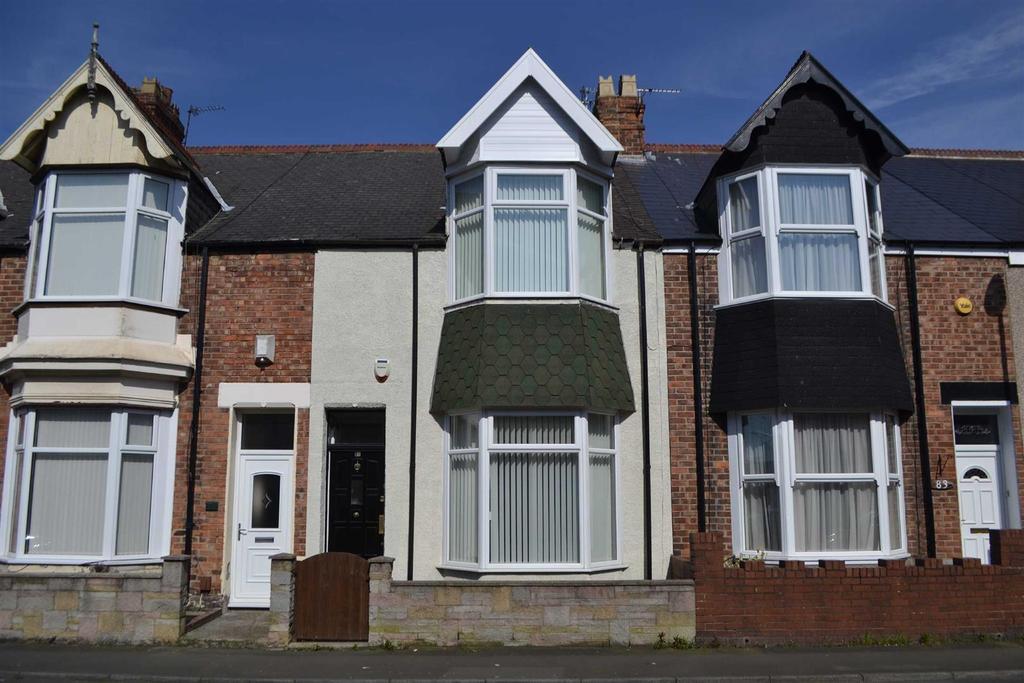 2 Bedrooms Terraced House for sale in Sorley Street, Millfield, Sunderland