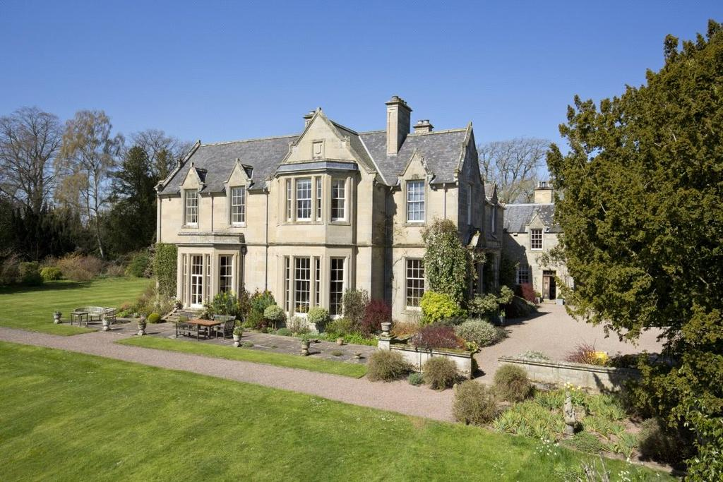 8 Bedrooms Detached House for sale in Coldstream, Scottish Borders, TD12