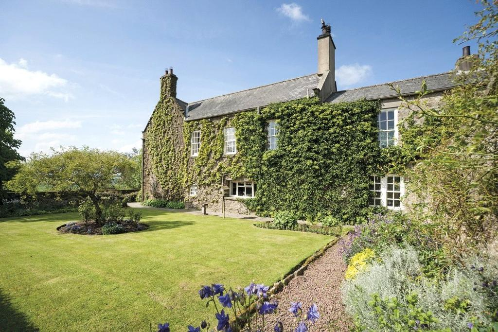 8 Bedrooms Detached House for sale in Whalton, Morpeth, Northumberland, NE61