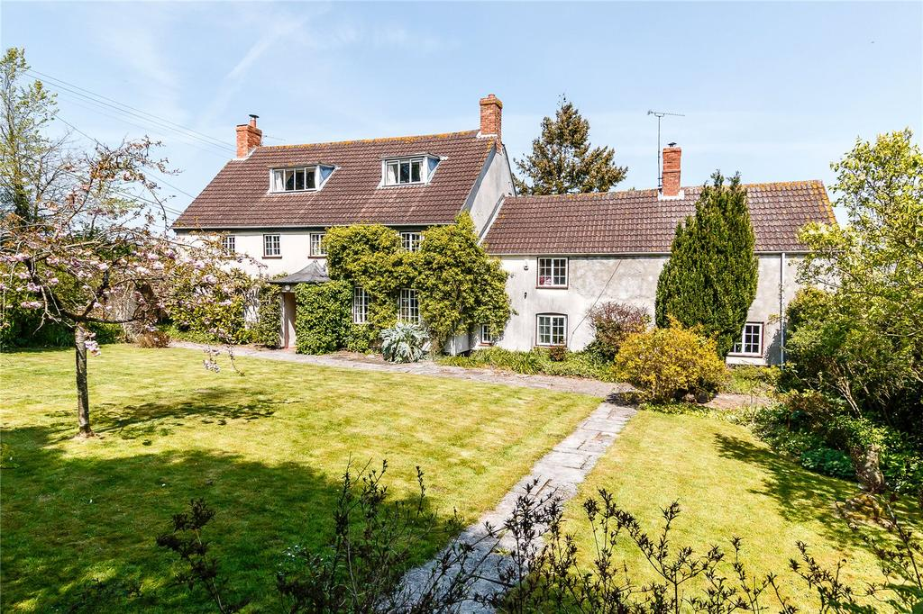 6 Bedrooms Detached House for sale in Nether Stowey, Bridgwater, Somerset