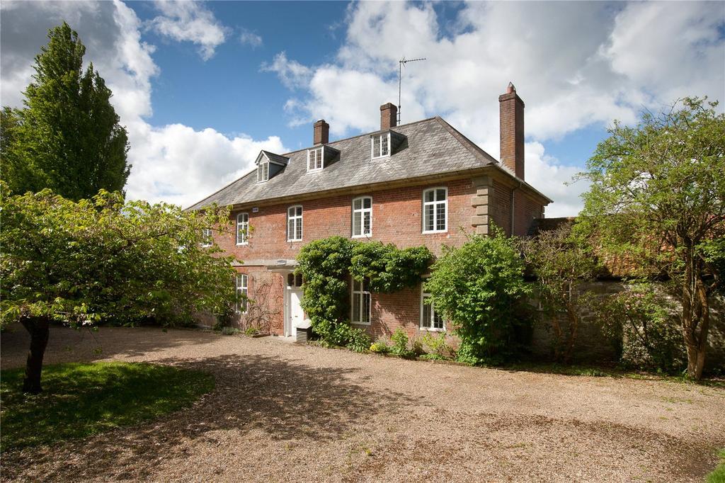 7 Bedrooms Detached House for sale in Lower Zeals, Zeals, Warminster, Wiltshire, BA12