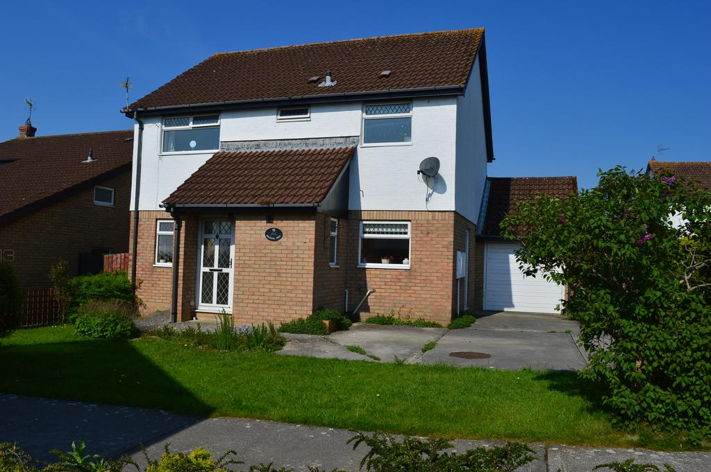 4 Bedrooms Detached House for sale in Wordsworth Close, Llantwit Major CF61