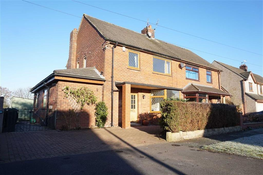3 Bedrooms Semi Detached House for sale in Kingsmill Avenue, Whalley, Ribble Valley