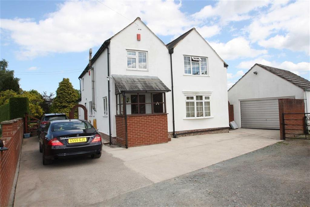 3 Bedrooms Detached House for sale in Shoothill, Ford, Shrewsbury