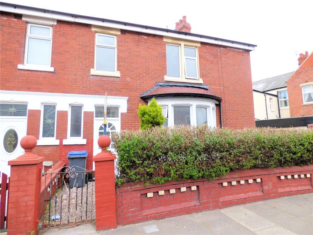 3 Bedrooms End Of Terrace House for sale in Devonshire Road, Blackpool, Lancashire