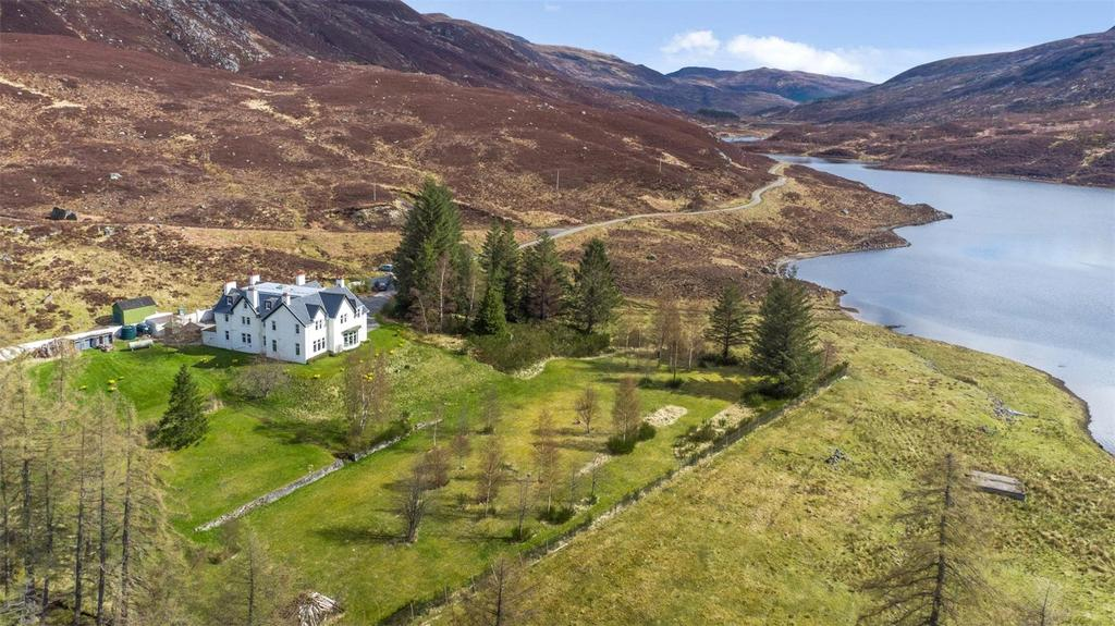 12 Bedrooms Detached House for sale in Mullardoch House, Glen Cannich, Beauly, IV4