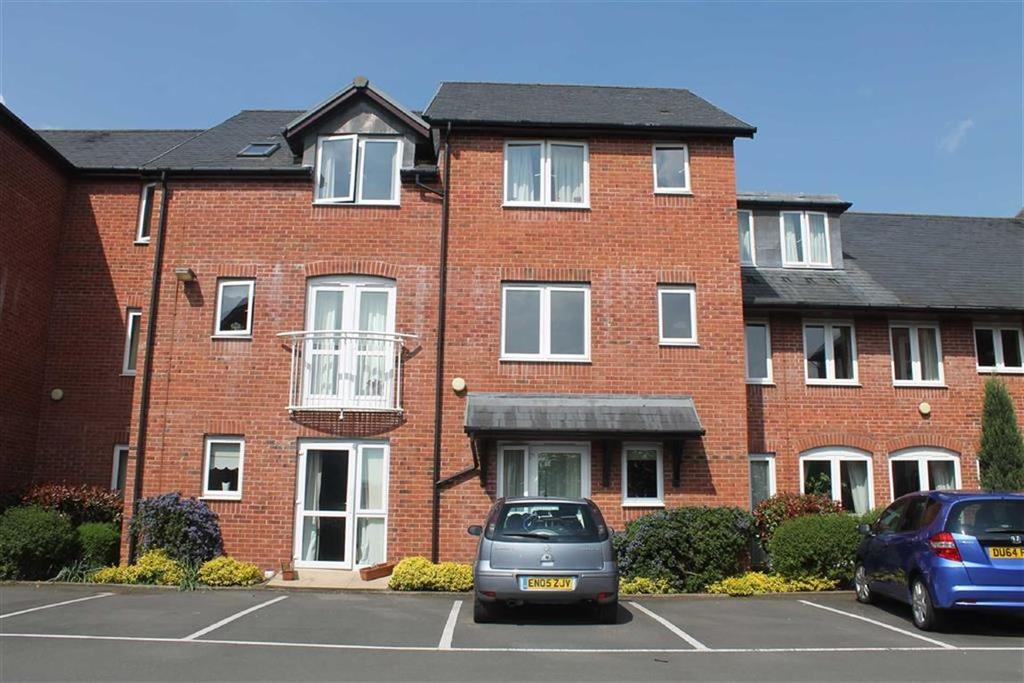 1 Bedroom Retirement Property for sale in Burgess Court, Gravel Hill, Ludlow