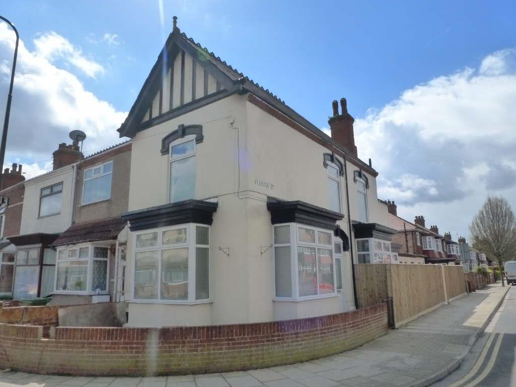 3 Bedrooms Terraced House for sale in Brereton Avenue, Cleethorpes