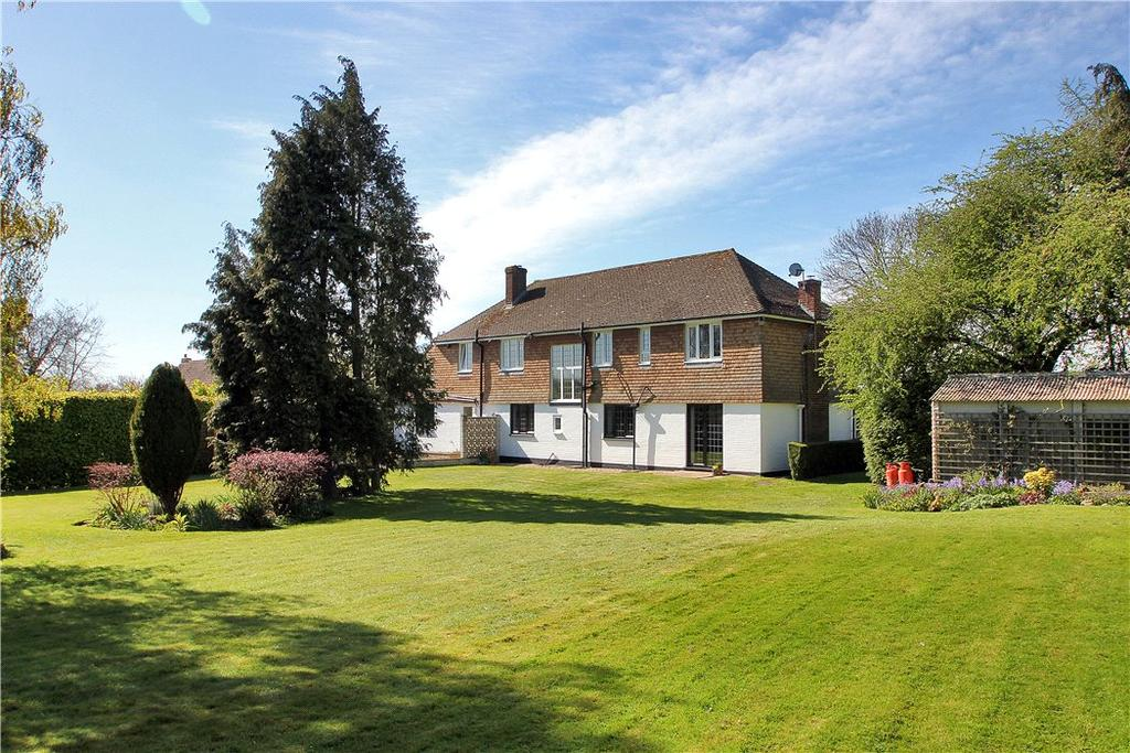5 Bedrooms Detached House for sale in Stangate Road, Birling, West Malling, Kent, ME19