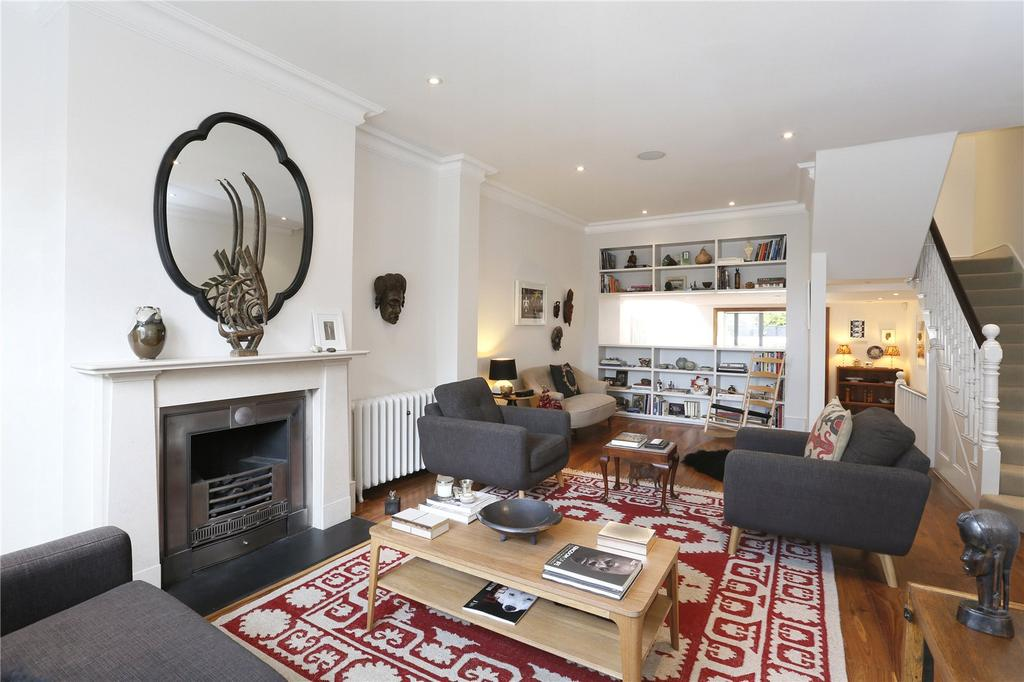 4 Bedrooms Terraced House for sale in Ryecroft Street, Fulham, London, SW6