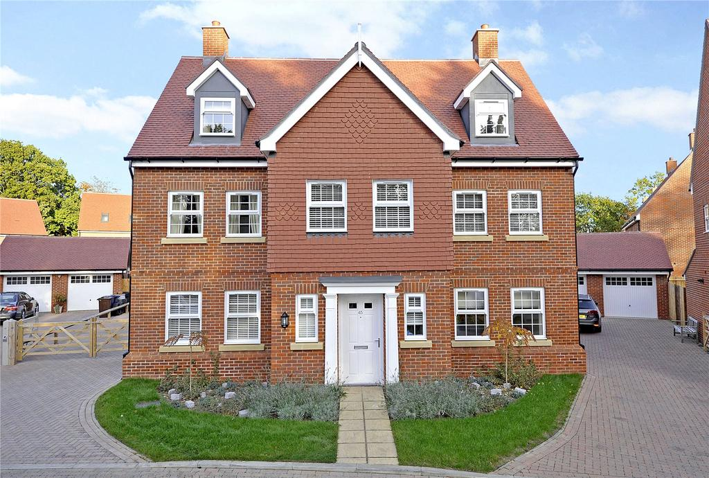 6 Bedrooms Detached House for sale in College Green, Ashtead Lane, Godalming, Surrey, GU7